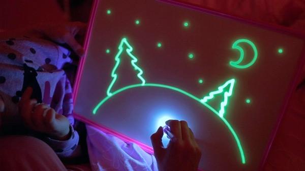 magic light como usar
